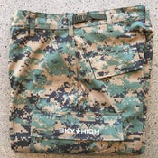 Image of Sky High Tactical Six Pocket Cargo Pants Woodland Digi Camo