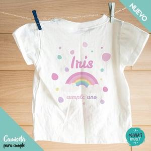 Image of Camiseta de Cumple (producto físico)