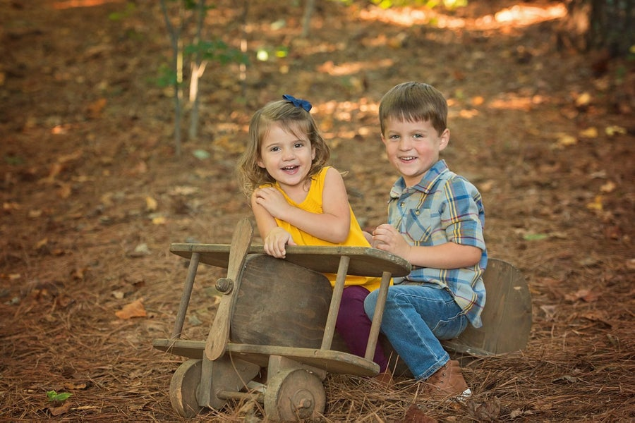 Image of Family Session - October 19th - evening