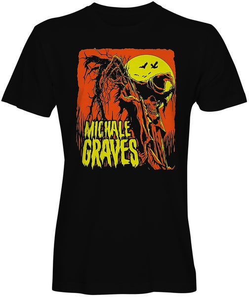 Image of PRE-SALE MICHALE GRAVES SCARECROW T-SHIRT