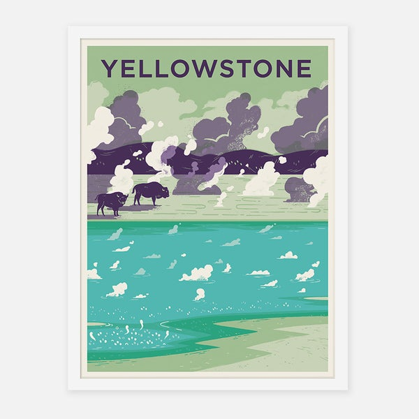 YELLOWSTONE - Sorry.