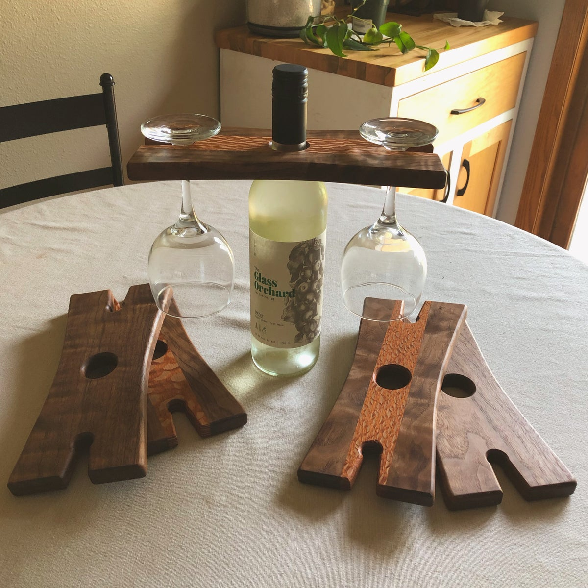Image of Wine caddy