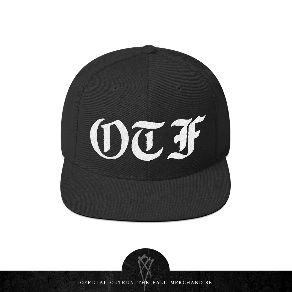 Image of Outrun The Fall | Flatbill Snapback