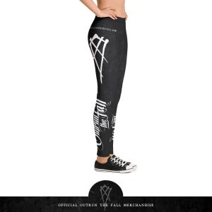 Image of Outrun The Fall   Leggings