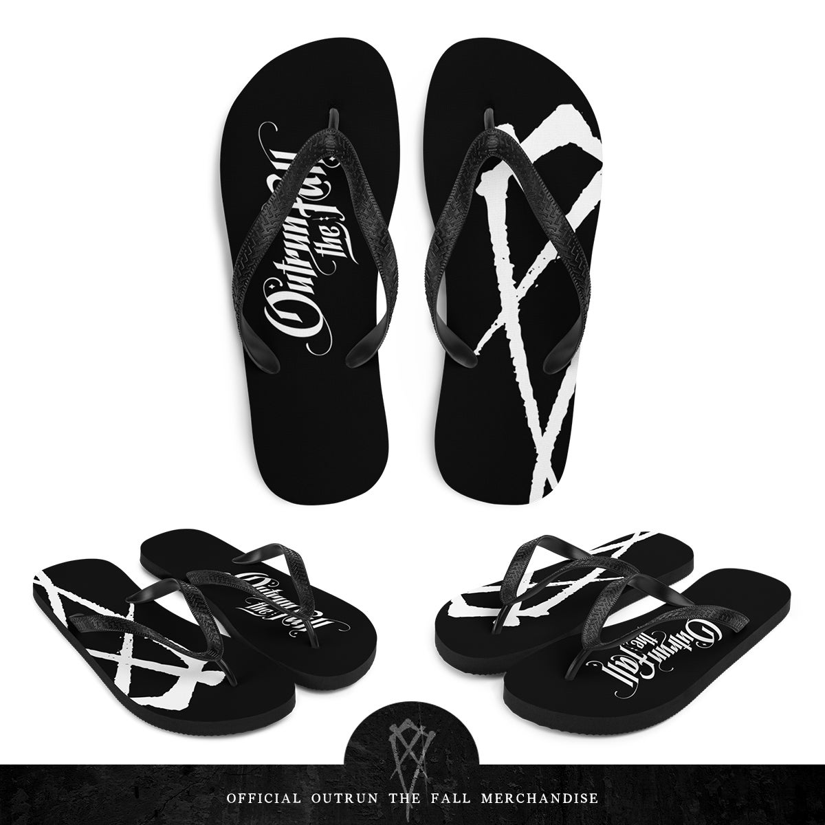 Image of Outrun The Fall   Flippy Floppies