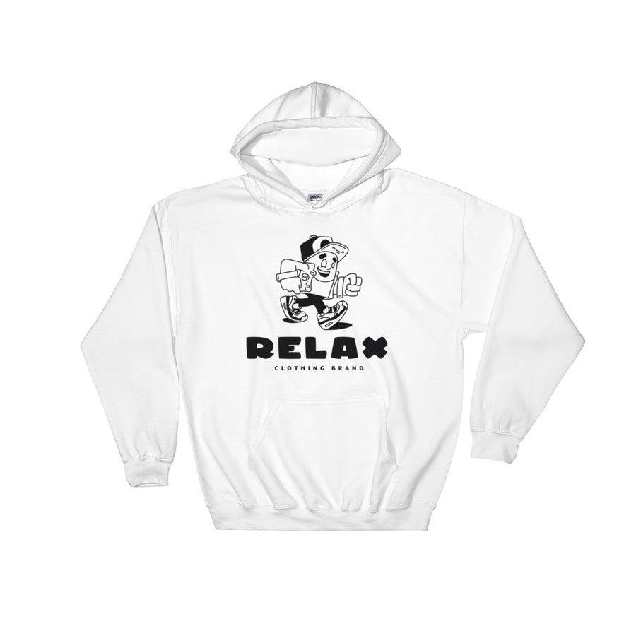 Image of Relax Mascot Hood