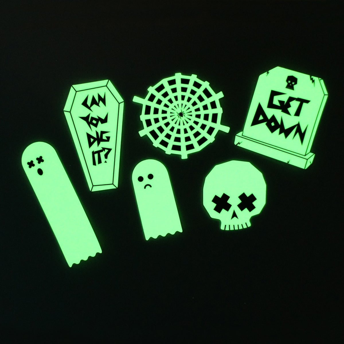 Image of Limited Edition Halloween Sticker Pack
