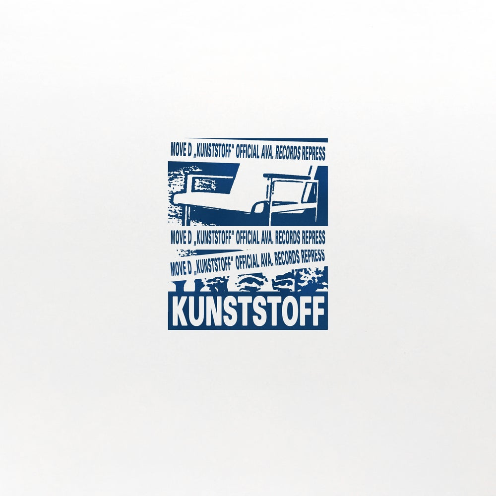 Image of MOVE D / KUNSTSTOFF / REISSUE / REPRESS / AVA.LP006