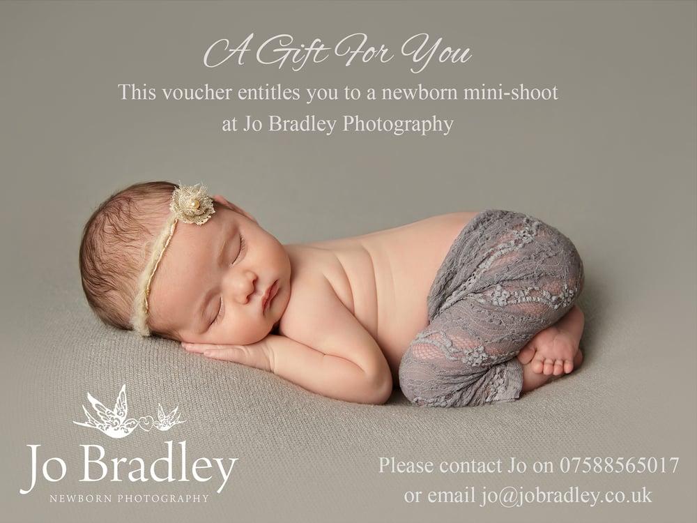 Image of Newborn Gift Voucher