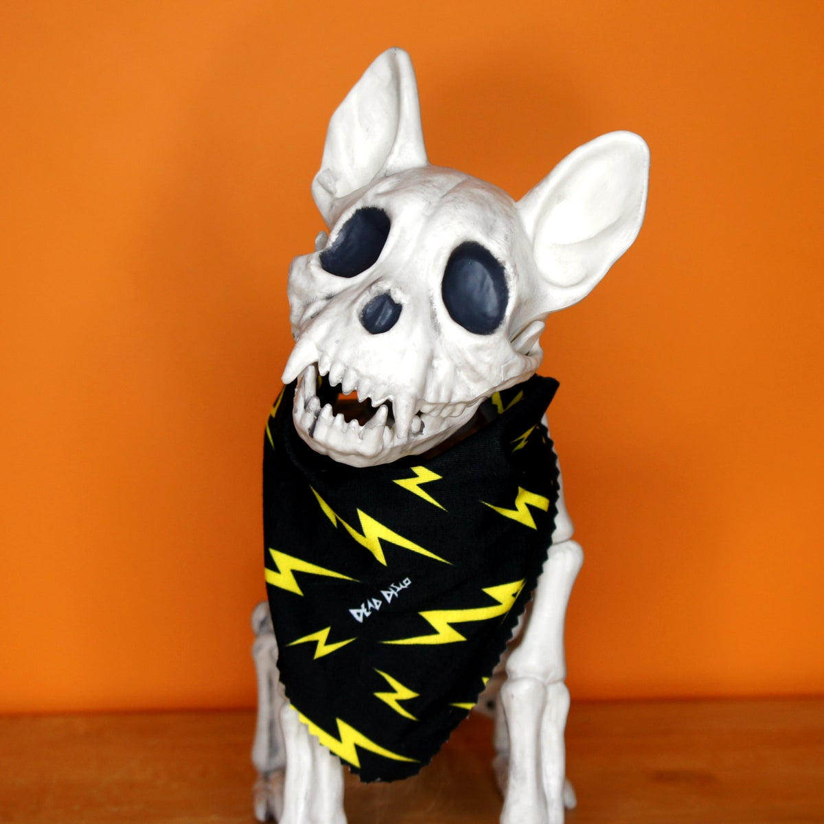 Image of Lighting Bolt Pet Bandana