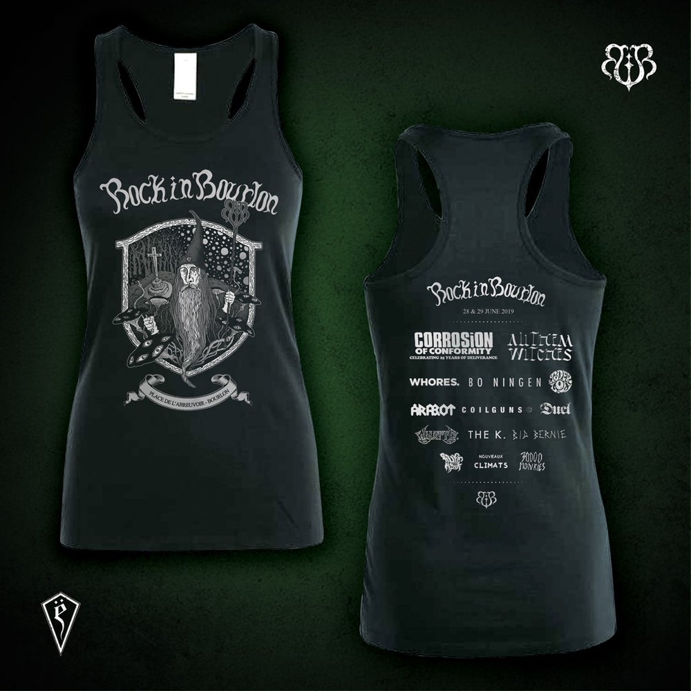 Image of 2019 Line-Up Tank Top