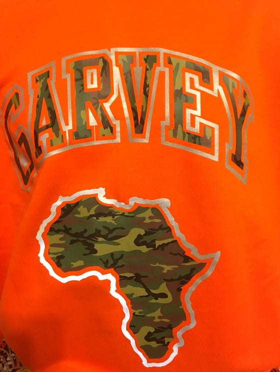 Image of Garvey Camo 3M©️ Sweatshirt