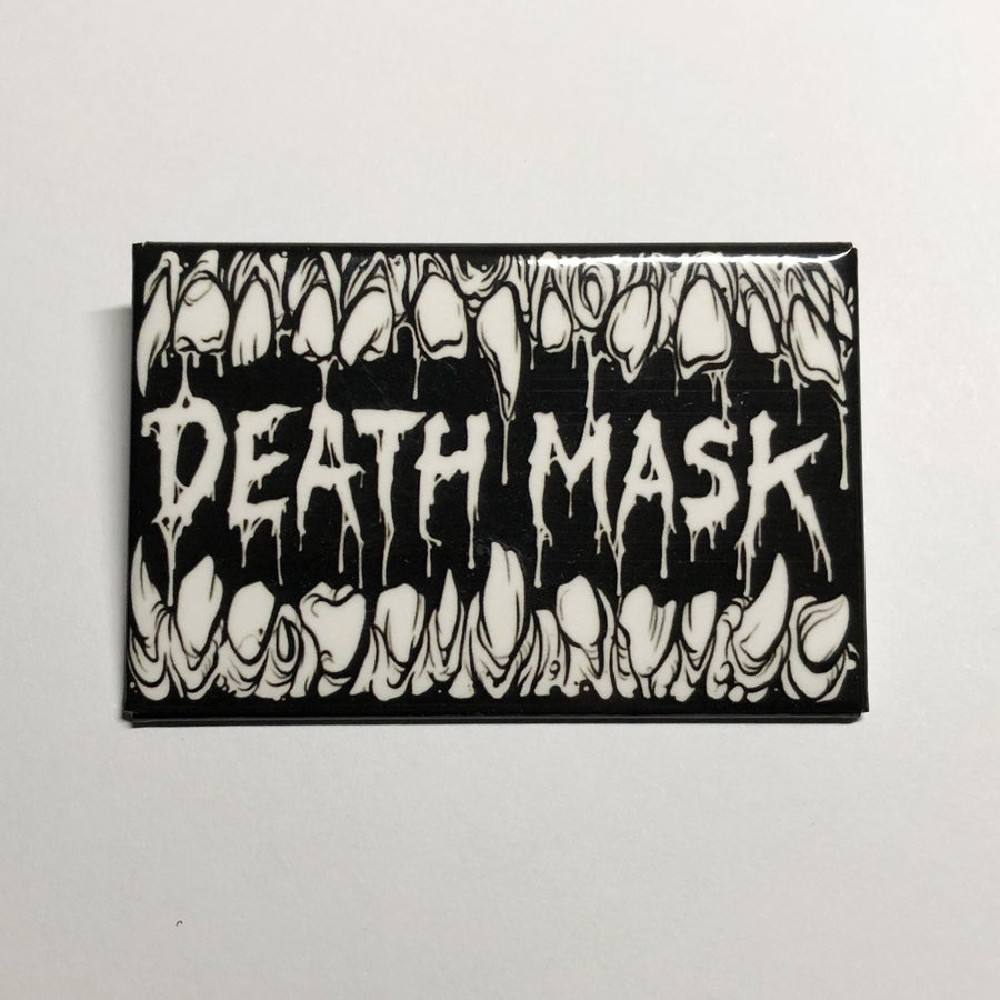 Image of Teeth pinback