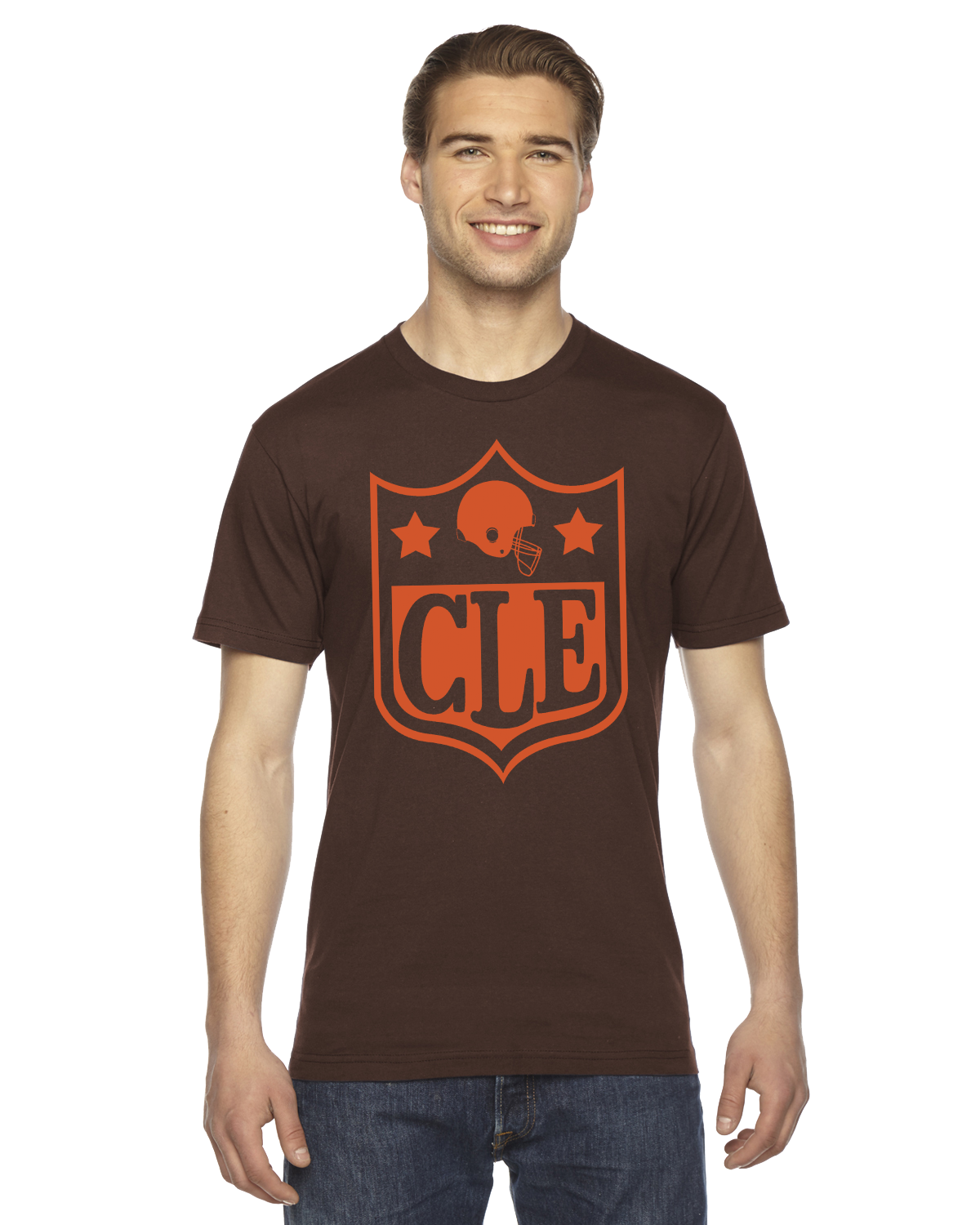 Image of CLE NFL Color Rush Tshirt