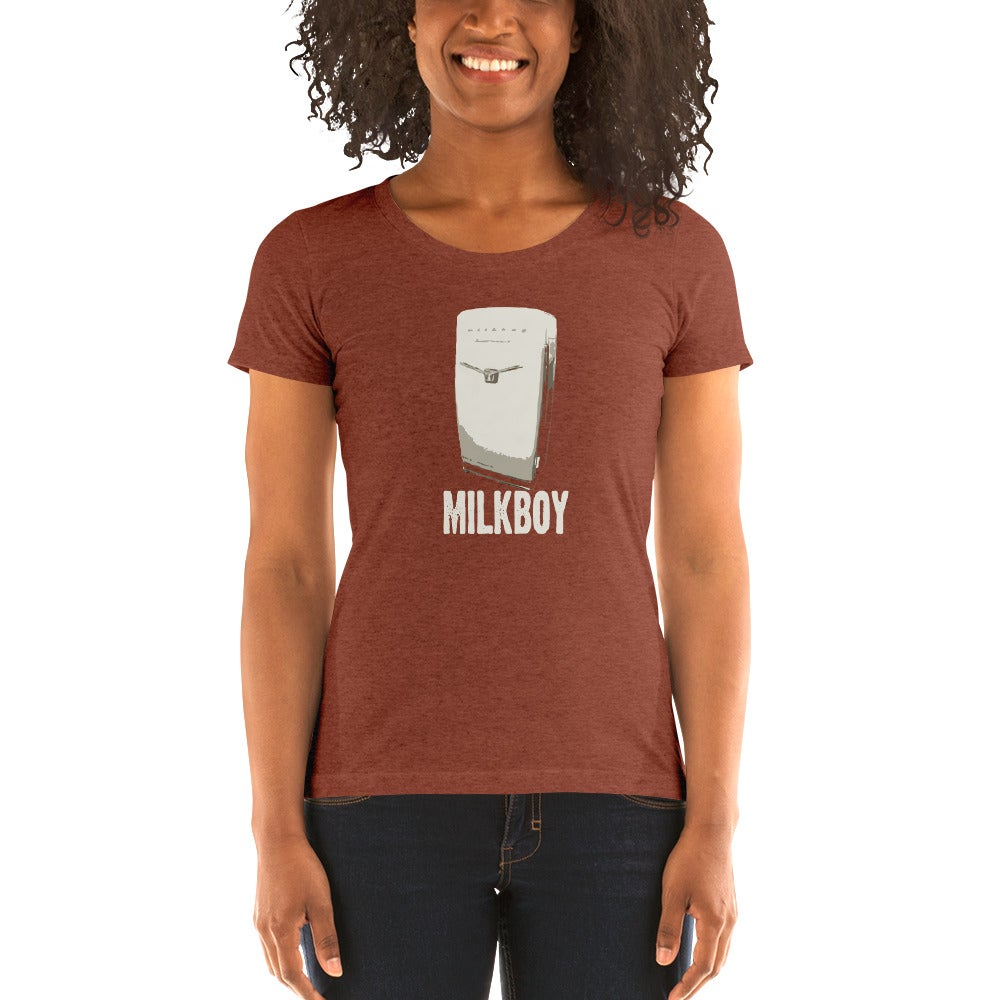Image of Women's Fridge Tee Clay