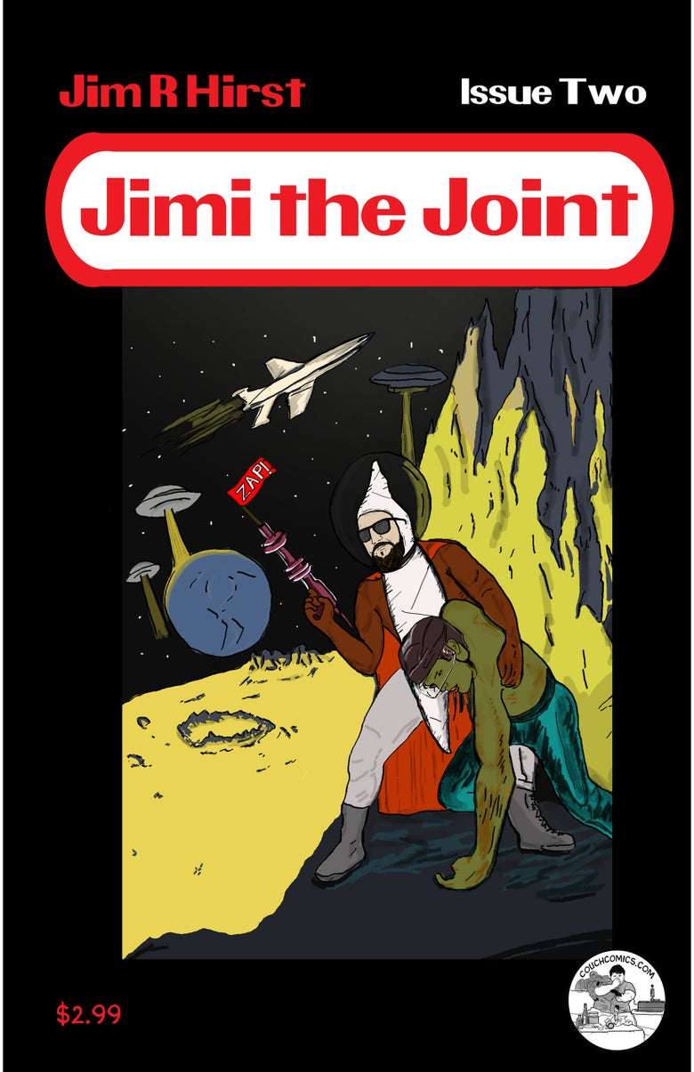 Image of Jimi the Joint #2