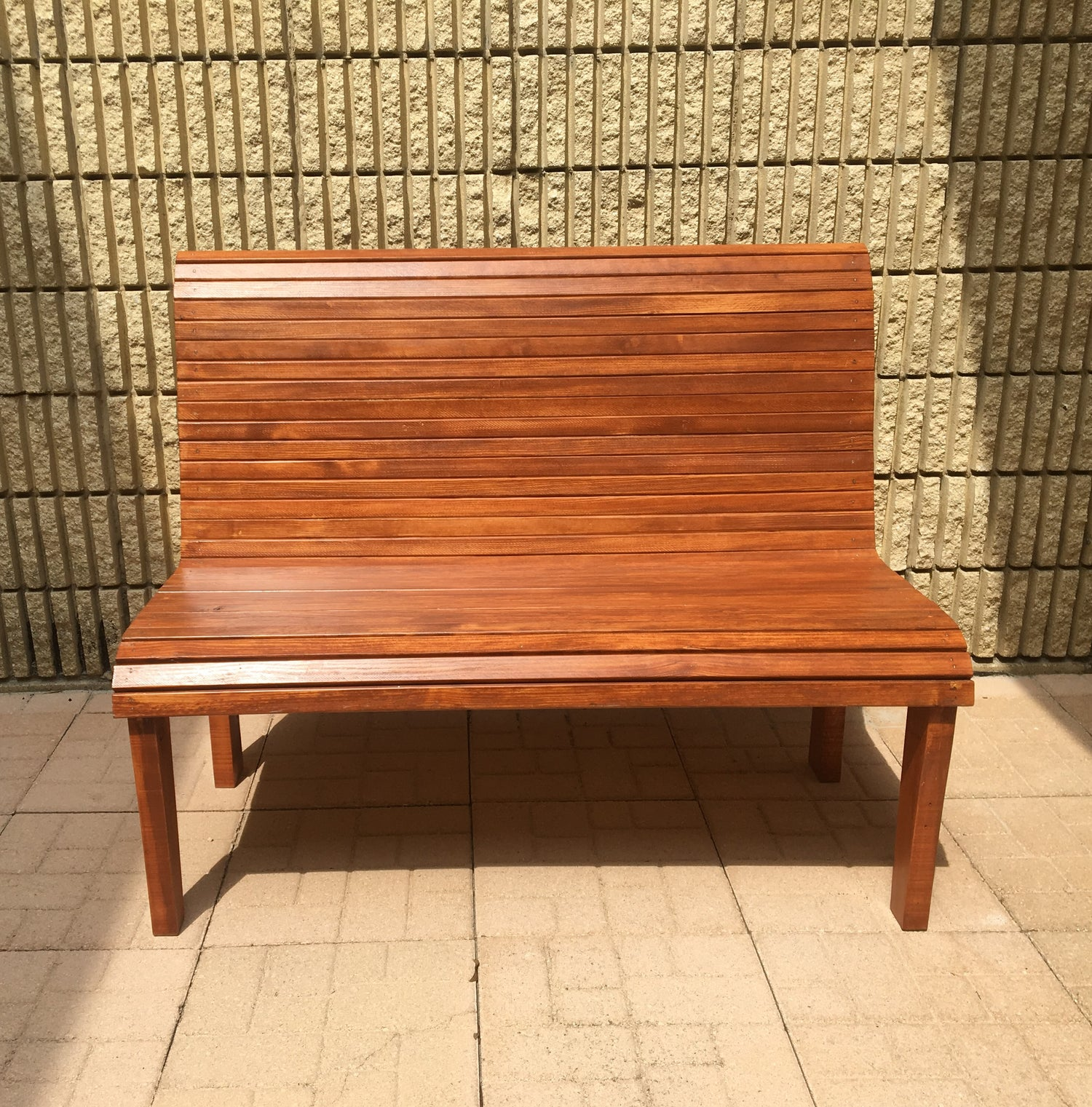 Image of Wooden Bench
