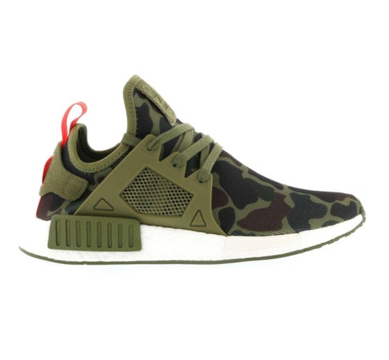 Image of Adidas Originals NMD XR1 - Duck Camo - Size 11