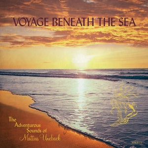 Image of MATTIAS UNEBACK - Voyage Beneath The Sea - CD