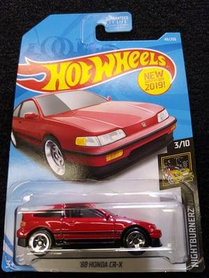 Image of Honda CRX - Hotwheels