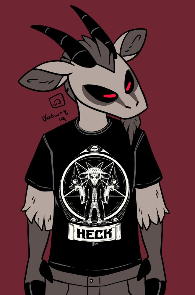 Image of HECK T-shirt (PRE ORDER)