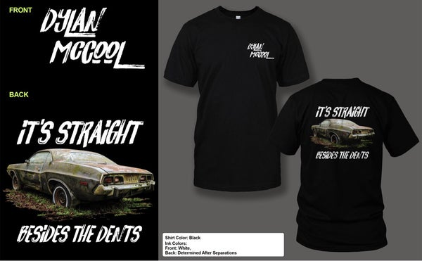 Image of Abandoned Challenger T-Shirt