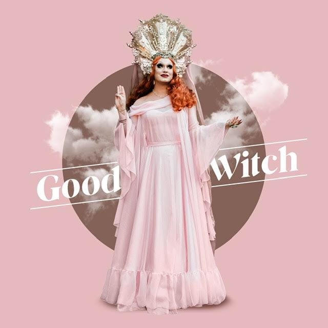 Image of Good Witch 8x8