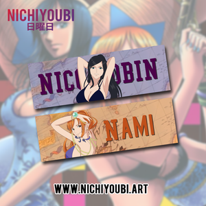 Image of [One Piece] Nami - Nico Robin