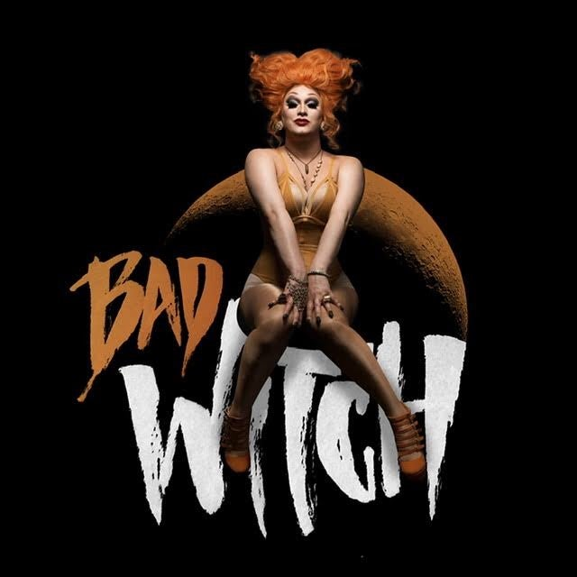 Image of Bad Witch 8x8