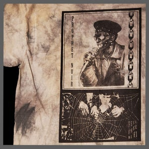 Image of Prophet Noir Tye Dye Tee Medium (fits Small)