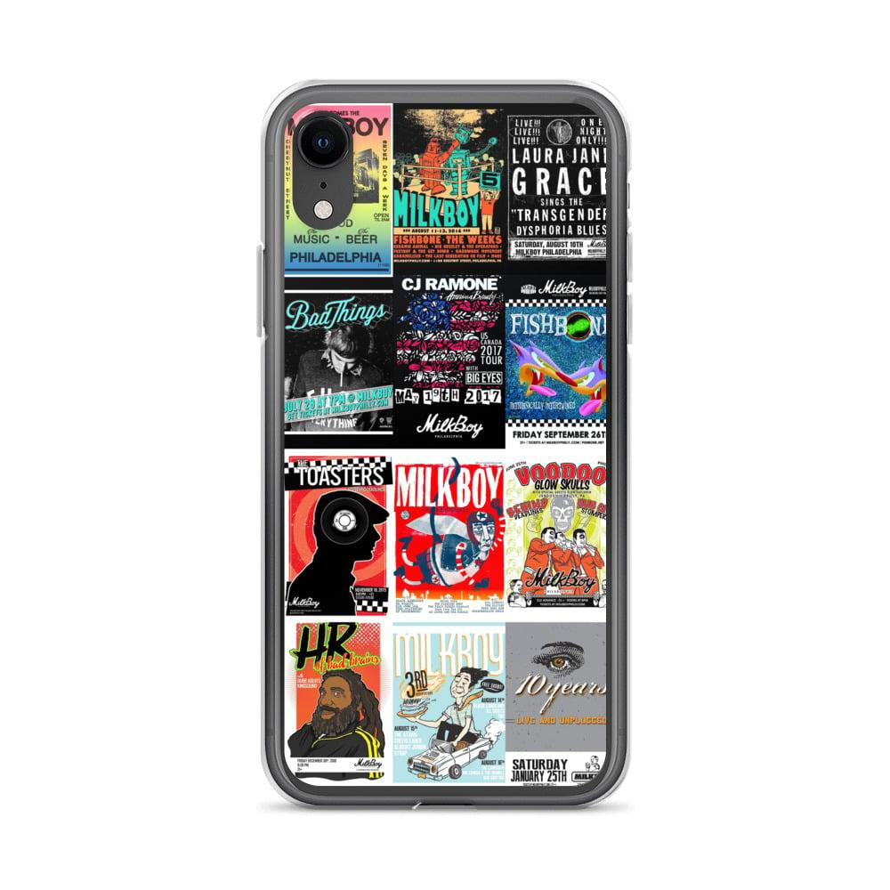 Image of MilkBoy Retro Poster Iphone Case