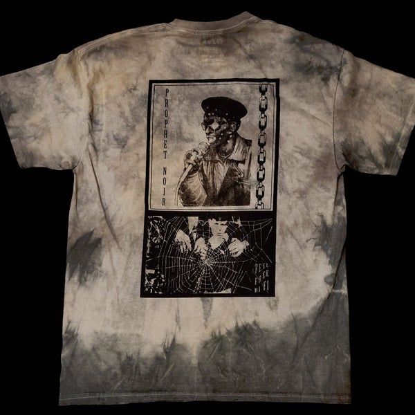 Image of Prophet Noir Tye Dye Tee Medium (Small)