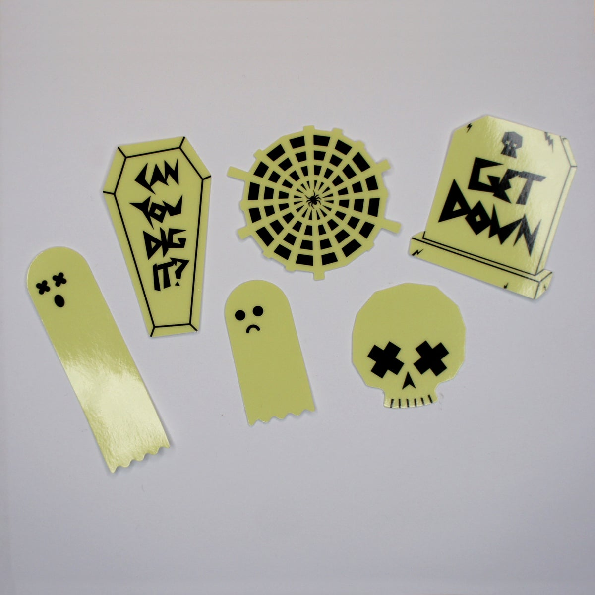 Limited Edition Halloween Sticker Pack