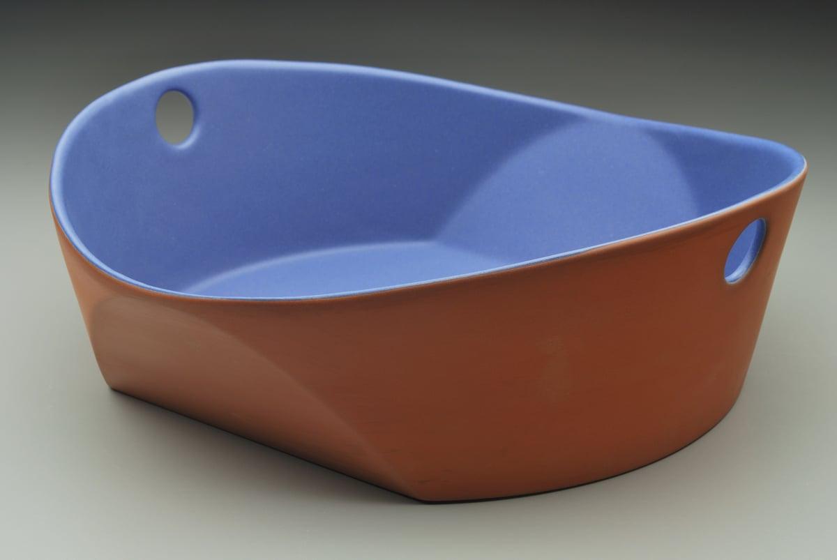 Image of Handled Serving Bowls