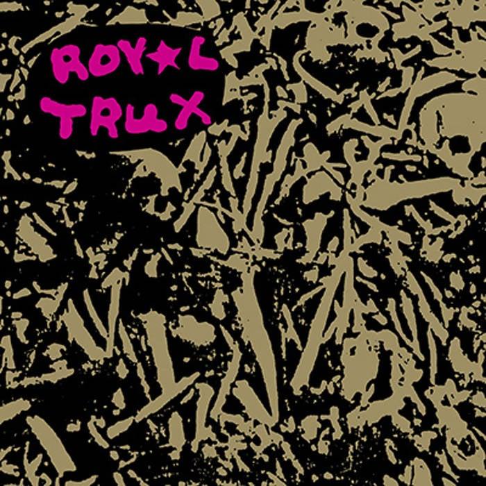 Image of Royal Trux s/t Vinyl LP