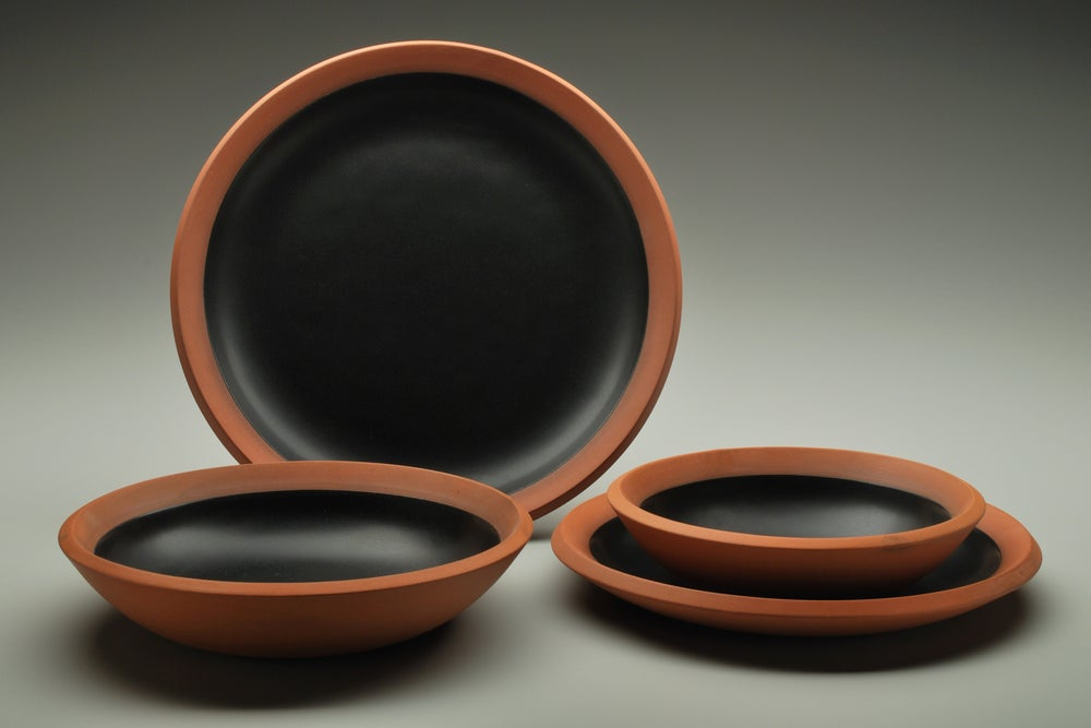 Image of Wide Rule Dinnerware