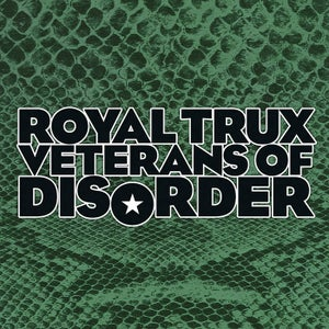 Image of Veterans Of Disorder Vinyl LP
