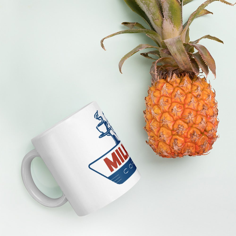 Image of Retro MilkBoy Coffee Mug