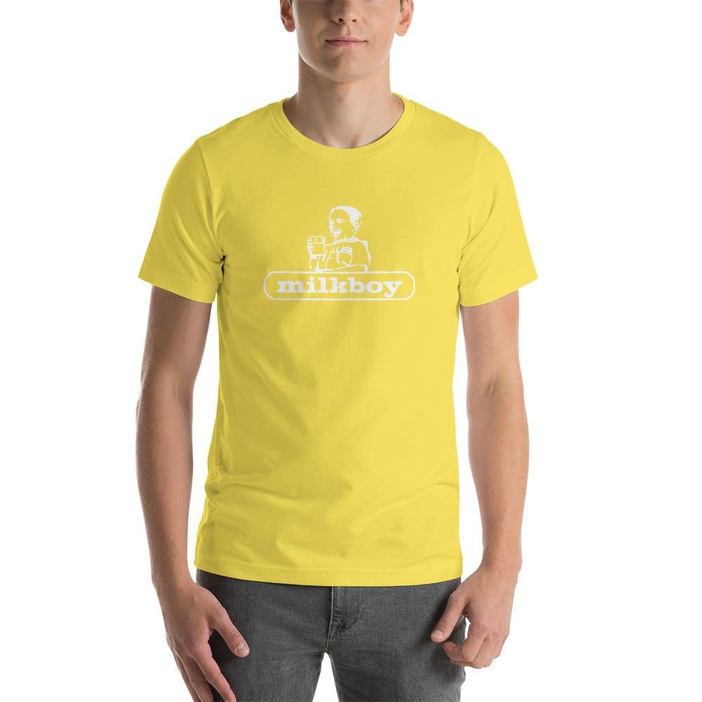Image of MilkBoy Classic Tee Yellow