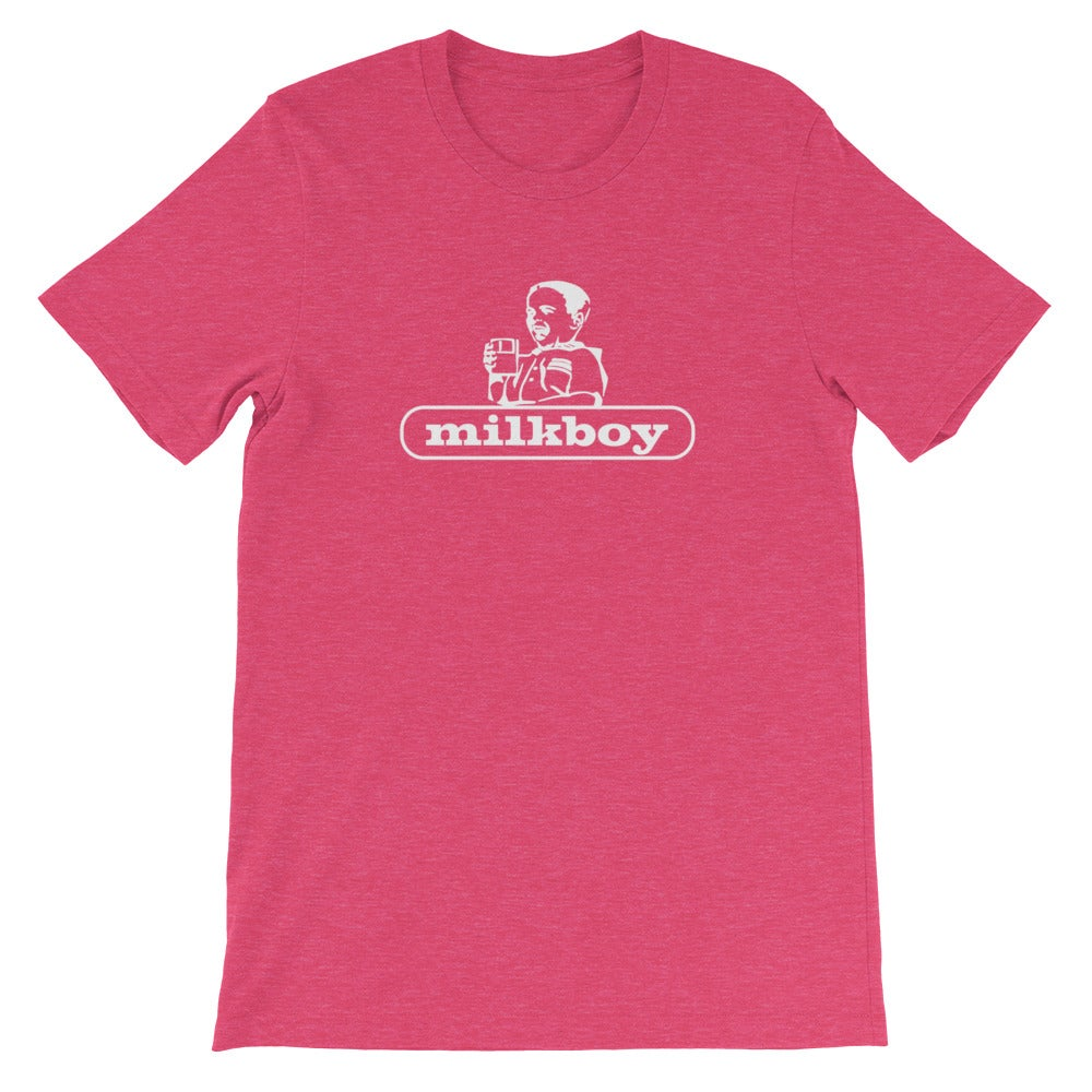 Image of MilkBoy Classic Tee Raspberry