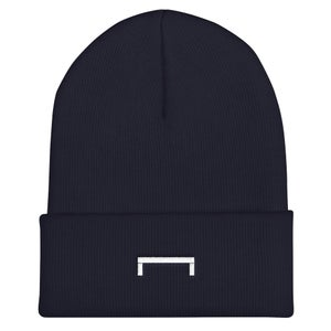 Image of i am a table Logo Beanie