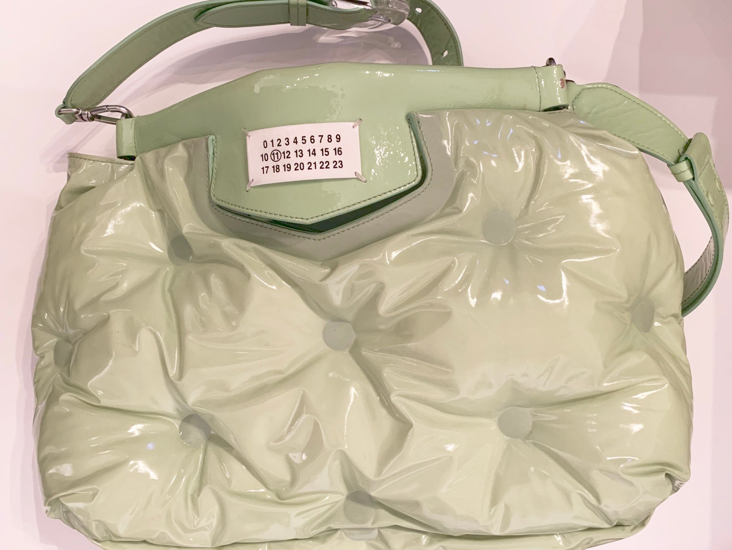 Image of MAISON MARTIN MARGIELA GRAND SLAM BAG