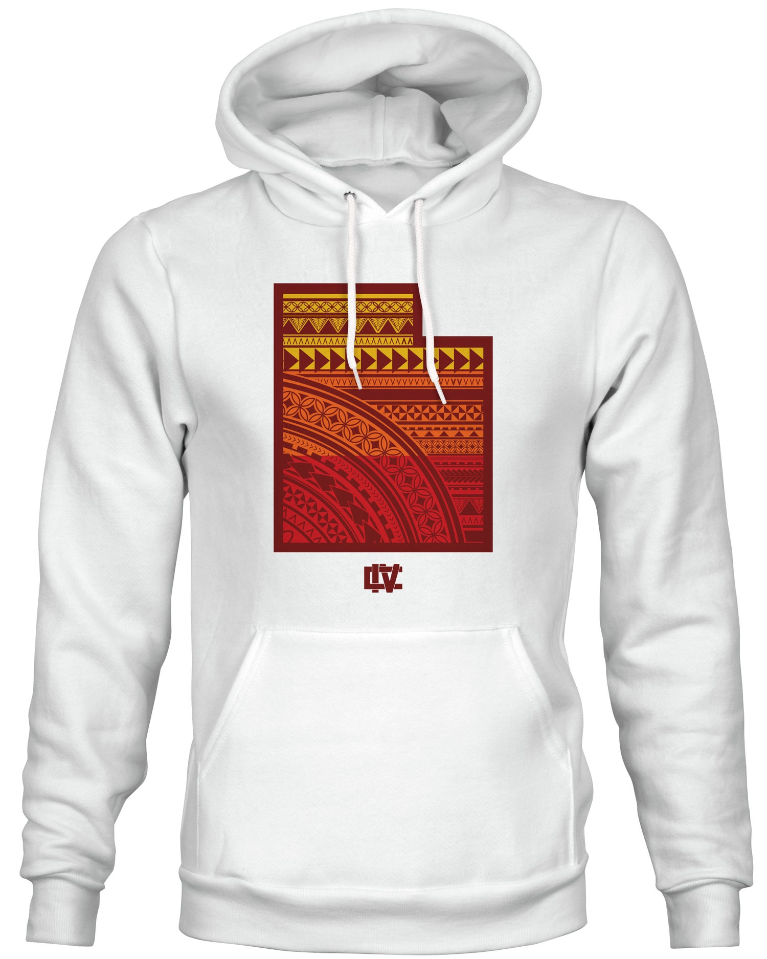 Image of 801 State Hoodie