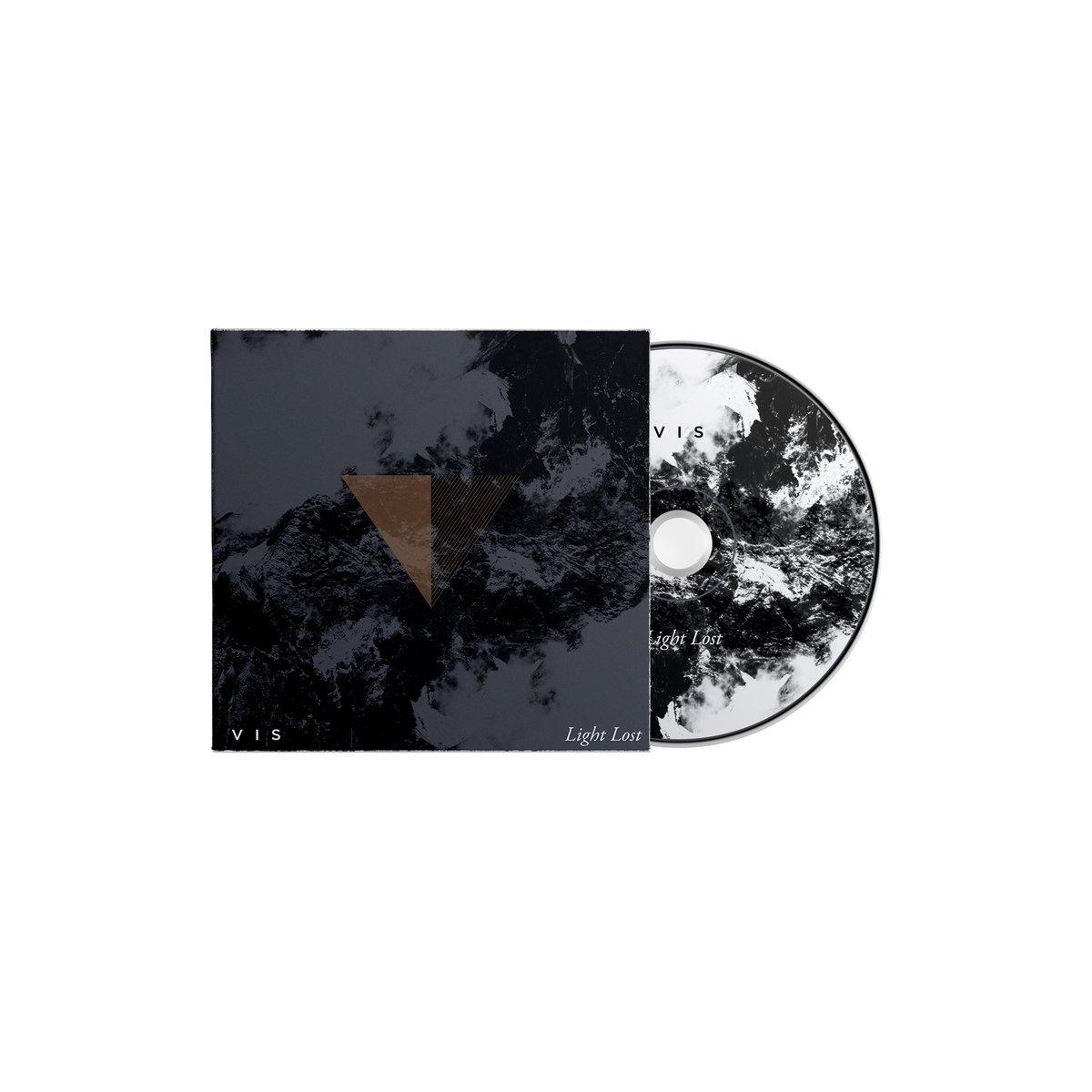 "Image of VIS ""Light Lost"" CD"