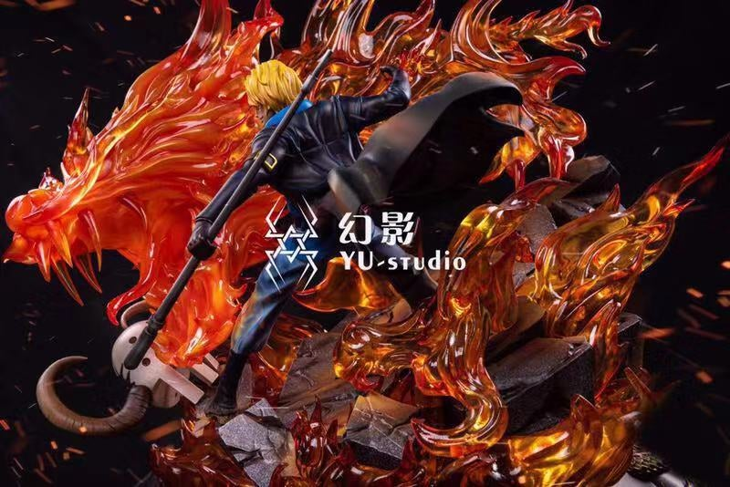 Image of [Pre-Order]One Piece Yu Studio Sabo Resin Statue