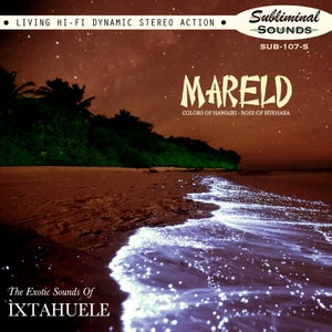 """Image of ÌXTAHUELE - Mareld - 7"""" EP"""