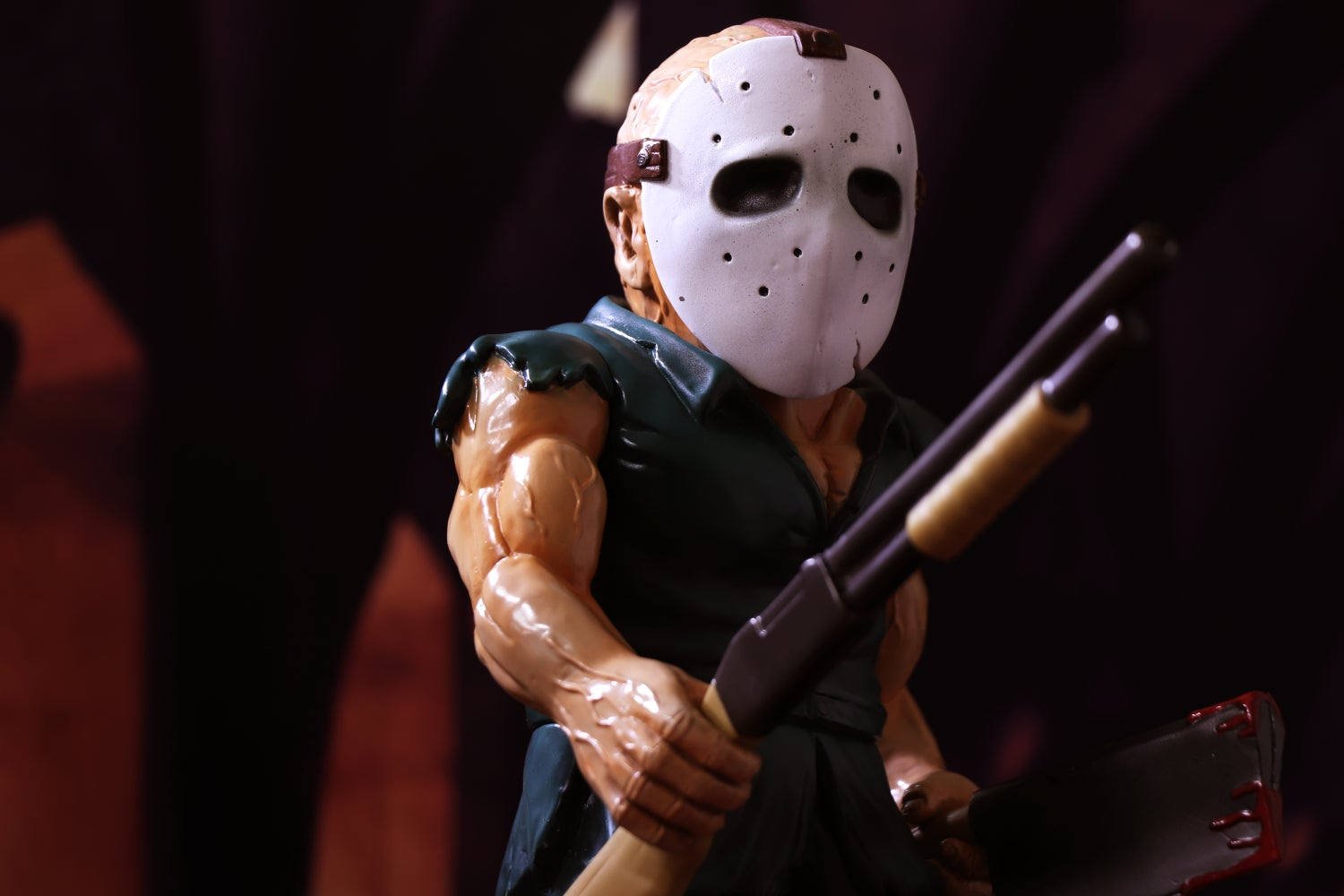 Image of SPLATTERHOUSE RICK