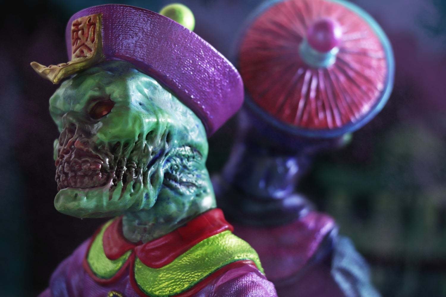 Image of JIANGSHI ACOLYTE 2019 SPECIAL EDITION FIGURE