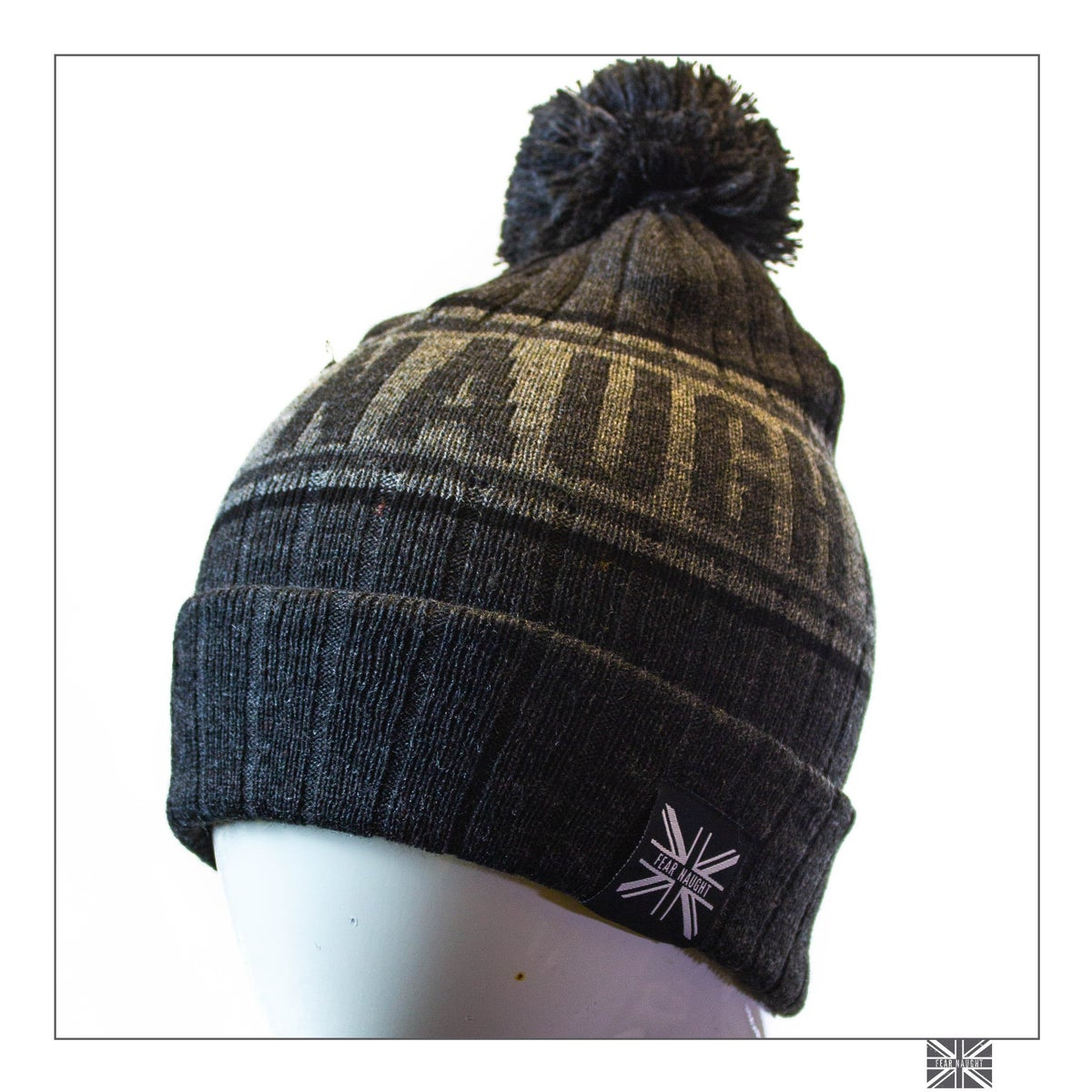 Image of Fear Naught Bobble Hat