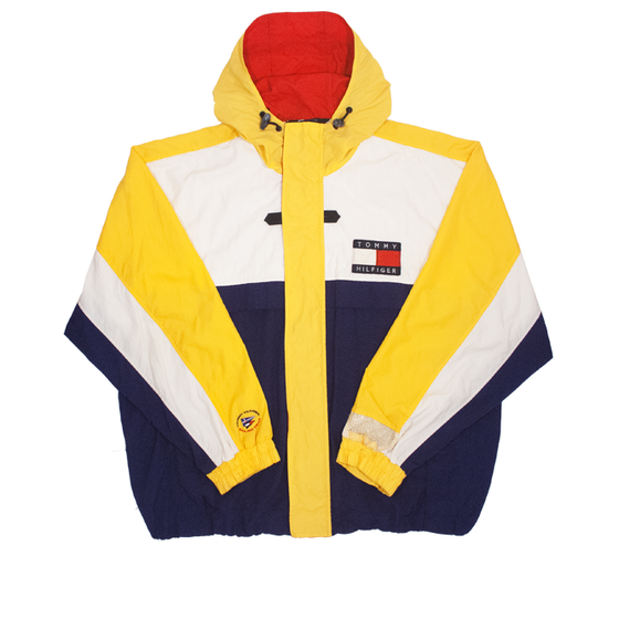 Image of Tommy Hilfiger Sailing Gear Vintage Anorak Windbreaker